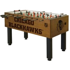 NHL Licensed Foosball Table