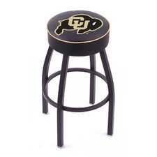 "NCAA 25"" Swivel Bar Stool with Cushion"