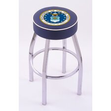 <strong>Holland Bar Stool</strong> US Military Swivel Bar Stool