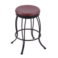 "Georgian 18"" Swivel Bar Stool"