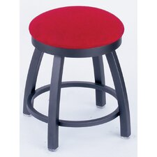 "Misha 18"" Swivel Bar Stool with Cushion"
