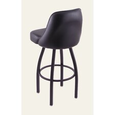 <strong>Holland Bar Stool</strong> Grizzly Swivel Bar Stool