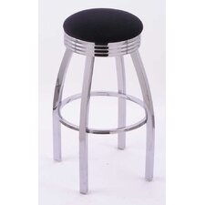 "Classic 30"" Swivel Bar Stool with Cushion"