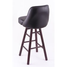 Domestic hardwood Grizzly-SC Swivel Stool