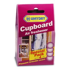 Cupboard Air Freshener (Pack of 4)