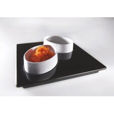 Small Entities Square Finger Food Set