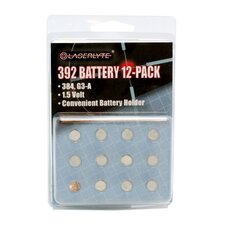 392 Batteries, 12-Pack