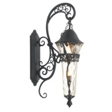 Anastasia 2 Light Outdoor Wall Lantern