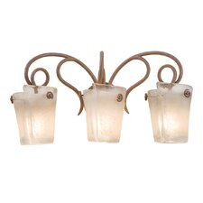 Tribecca 3 Light Bath Vanity Light