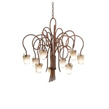 <strong>Kalco</strong> Tribecca 9 Light Chandelier