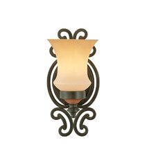 <strong>Kalco</strong> Hamilton 1 Light Wall Sconce