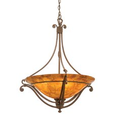 <strong>Kalco</strong> Somerset 5 Light Chandelier