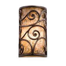 Windsor 1 Light Wall Sconce with Shade