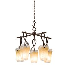 <strong>Kalco</strong> Preston 5 Light Chandelier