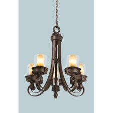 <strong>Kalco</strong> Newport 5 Light Chandelier