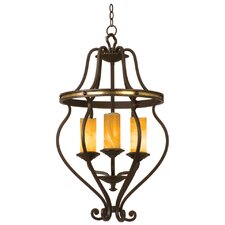 <strong>Kalco</strong> Durango 3 Light Chandelier