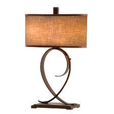 "Rodeo Drive 31"" H Table Lamp with Drum Shade"