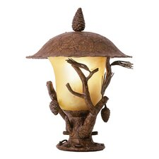 "<strong>Kalco</strong> Ponderosa 1 Light 19"" Post Lantern"