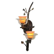 Cottonwood 2 Light Wall Sconce