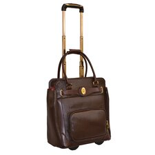Saffiano Laptop Briefcase