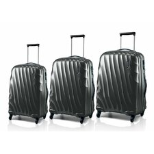 Dune Polycarbonate Spinner Trolley 3pc Luggage Set