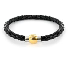 Gold Plated Magnetic Clasp Bracelet