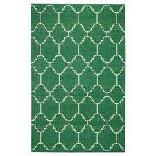 Serpentine Emerald Area Rug