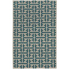 Grecian Blue/Green Rug