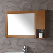 "<strong>Legion Furniture</strong> 24"" H x 31"" W Vanity Mirror"