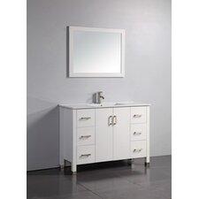 """48"""" Single Bathroom Vanity Set"""