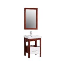 """24"""" Single Bathroom Vanity Set I"""
