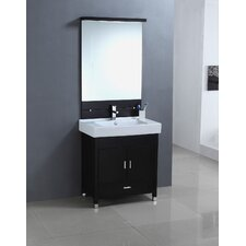 "<strong>Legion Furniture</strong> 31.5"" Single Bathroom Vanity Set"