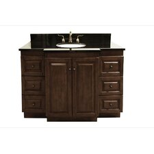 "<strong>Legion Furniture</strong> 49"" Single Bathroom Vanity Set with Vanity Top"