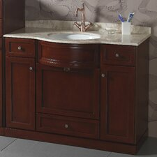 "<strong>Legion Furniture</strong> 43.5"" Single Bathroom Vanity Set"