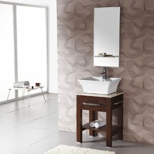 "<strong>Legion Furniture</strong> 20.5"" Single Bathroom Vanity Set"