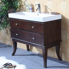 "40"" Single Bathroom Vanity Set"