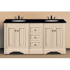 "<strong>Legion Furniture</strong> 60"" Bathroom Vanity Set"