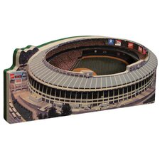 MLB Regular Stadium and Display Case