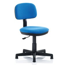 Under 10's Glides Low-Back Task Chair