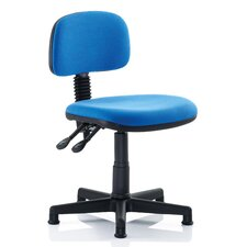 Over 10's Glides Low-Back Task Chair