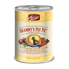 Grammy's Pot Pie Canned Dog Food (13.2-oz, case of 12)