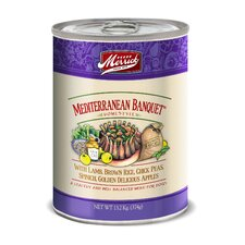 Mediterranean Banquet Canned Dog Food (13.2-oz, case of 12)