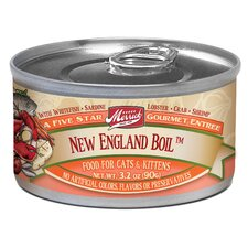 New England Boil Canned Cat Food