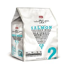 Before Grain Salmon Dry Cat Food