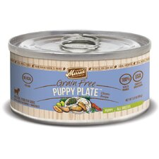 Classic Puppy Plate Canned Dog Food (3.2-oz, case of 24)