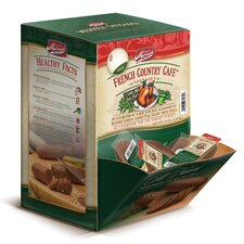French Country Cafe Sausage Dry Treat (Case of 34)