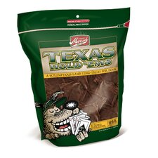 10-oz. Texas Hold Ems Lamb Lung Dog Treat