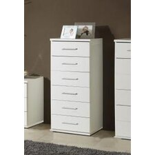 Venice Narrow Chest of 6 Drawers