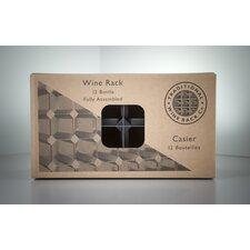 Pre- Assembled Wine Rack