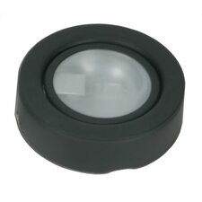 12 V Xenon Steel Puck Light
